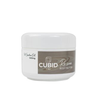 Cubid Rescue – Body Butter 500mg