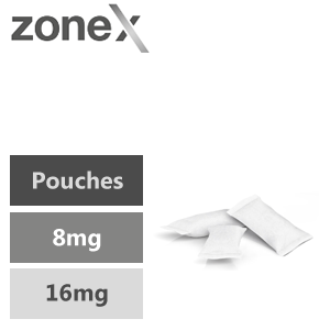 ZoneX Fresh Nicotine Pouches