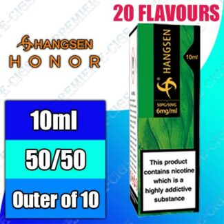 Hangsen Honor Wholesale (10 Pack)