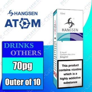 Drinks/Other Flavours – Hangsen Atom (10 Pack)
