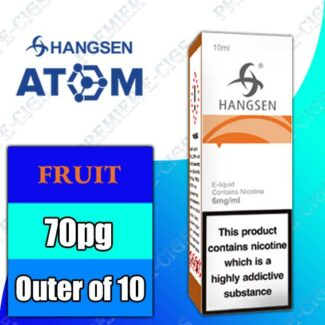 Fruit Flavours – Hangsen Atom (10 Pack)