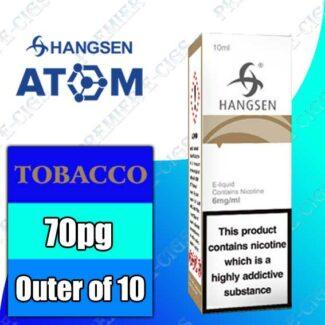 Tobacco Flavours – Hangsen Atom (10 Pack)