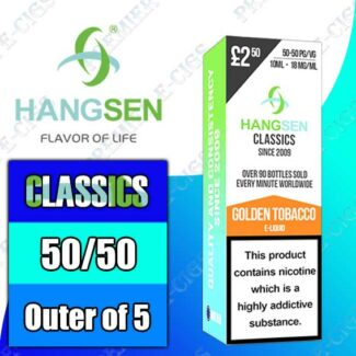 Hangsen Classics 50/50 (5 Pack)