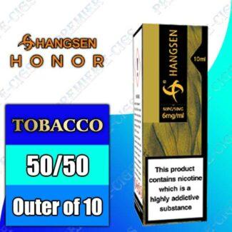 Tobacco – Hangsen Honor (10 Pack)