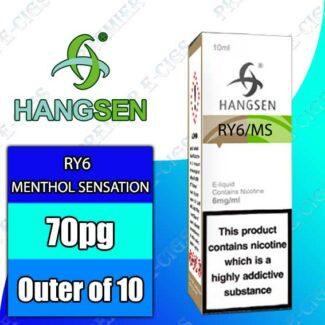 HS Premium Flavours Hangsen (10 Pack)