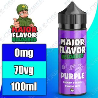 Major Flavour Reloaded 100ml