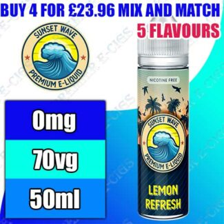 Sunset Wave E Liquid 50ml